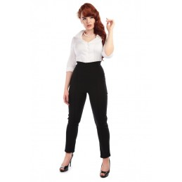 Pantalon cigarette Hayworth