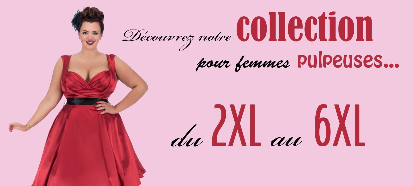 Collection grandes tailles