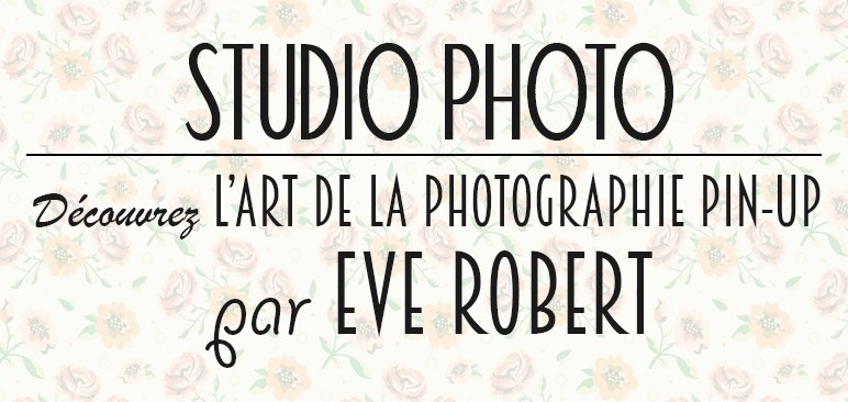 Studio photo Eve Robert