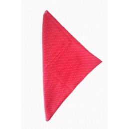 Foulard Polka rouge à pois