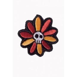 Ecusson Fleur