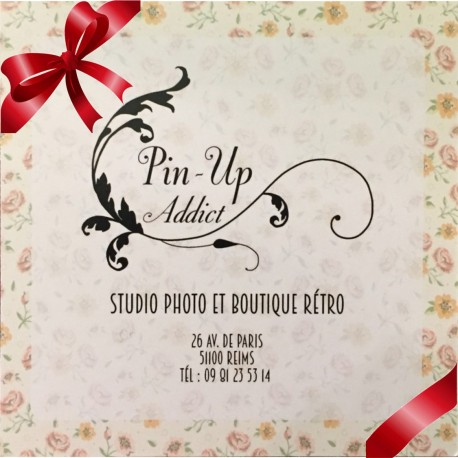 Carte Cadeau Boutique 30€