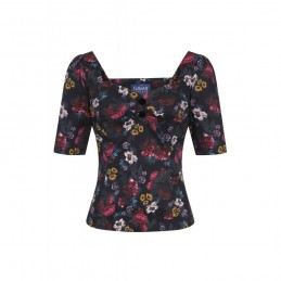 Top Dolores floral