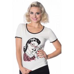 T-shirt Dear