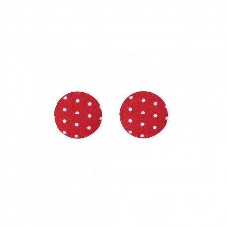 Boucles d'oreilles Lois polka
