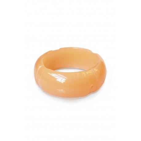 Bracelet large orange
